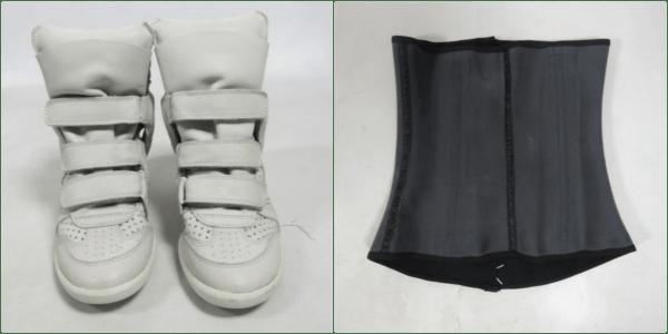 kk Quieres zapatos con sicote o faja sudada de Nargashian? [Ebay]
