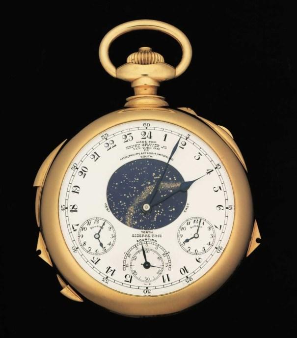 20140806 142246 51766205 El reloj de bolsillo de US$17 millones   Foto