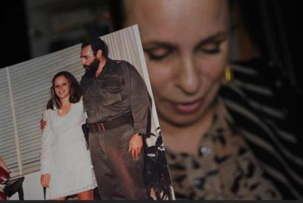 32 Hija rebelde de Fidel vuelve a Cuba luego de 21 años