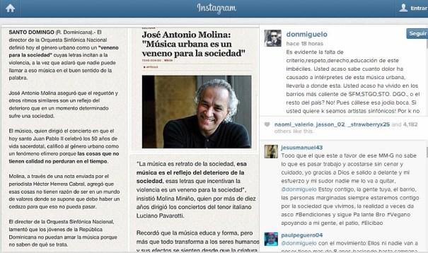 """4 """"Cállese esa jodía boca"""", le dijo Don Miguelo a José Antonio Molina [RD]"""