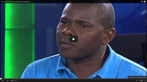 71 Habla tipo al que el fiscal de Ocoa le plantó la pistola bajo su colchón [Video]