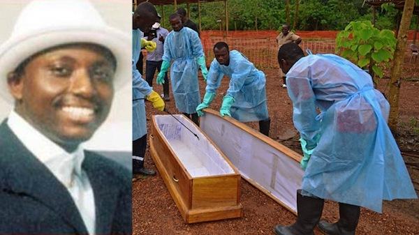 ebola canibalismo profeta Profeta dice que el «canibalismo» es la causa del ébola