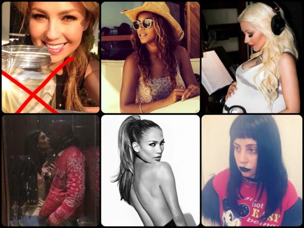 famosos Qué hicieron los famosos esta semana [Lista]