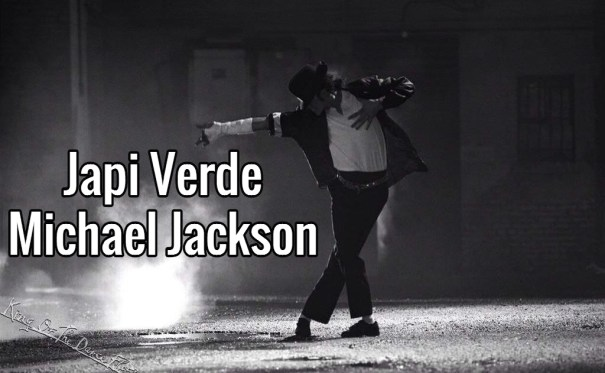 mj2 Japi Verde Michael Jackson