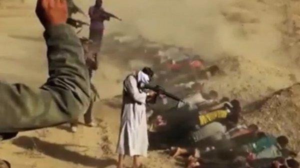 musulmanes siria El Estado Islámico le da pa' bajo a 18 musulmanes en Siria