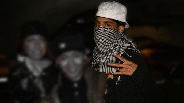 terrorista Matan al gringo que se enganchó a terrorista [Siria]