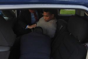 Arrestado por violencia domestica