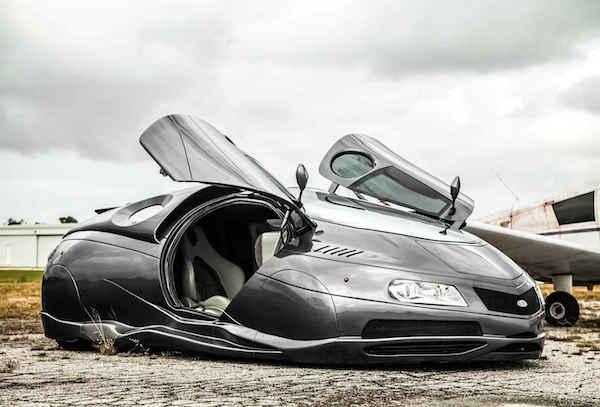 FOTOS –Los carros más raros en eBay