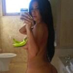 kk Nueva filtración de selfies desnudas de famosas