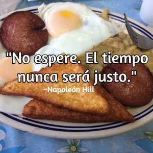 shareasimage6 Mangú motivador: No espere