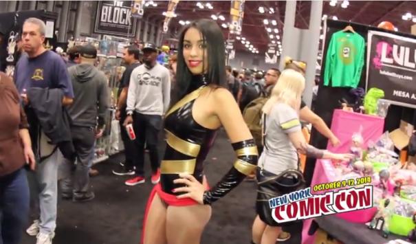 gggg Video   Dominicanos y ComicCon 2014