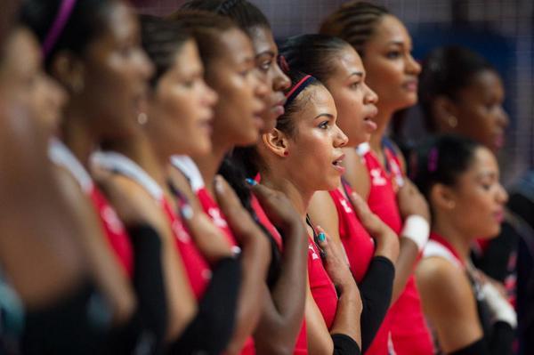 jevas Felicidades a las Reinas del Caribe por su participación histórica [Volleyball]