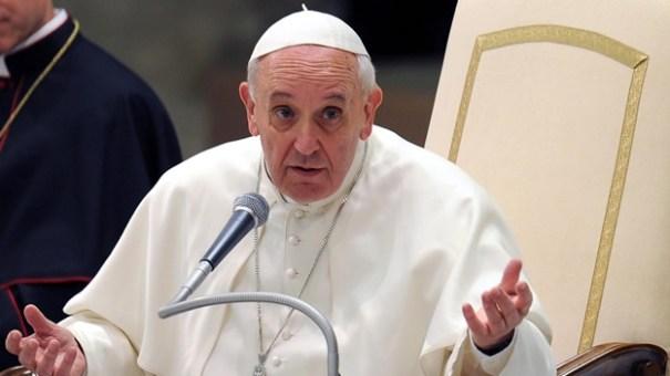 papa francisco El Papa pide sea abolida la pena de muerte