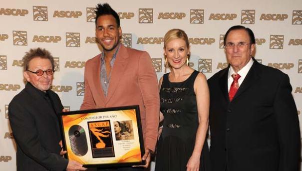 Romeo Santos Premio ASCAP