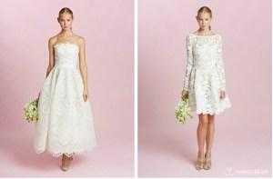 vestidos de novia Oscar de la renta 2015