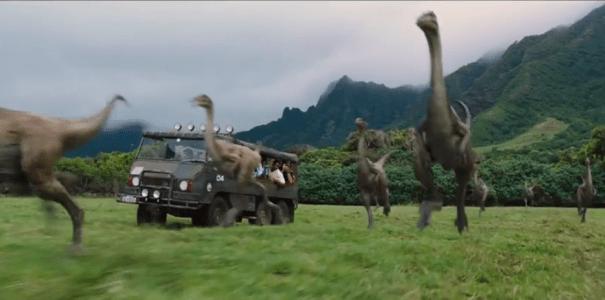 di Trailer oficial de Jurassic World [Cine]