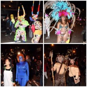 image Desfile de Halloween de NYC 2014