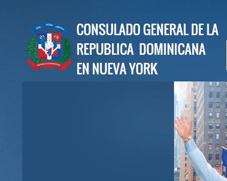 rd Consulado envía mensaje a dominicanos [NY]