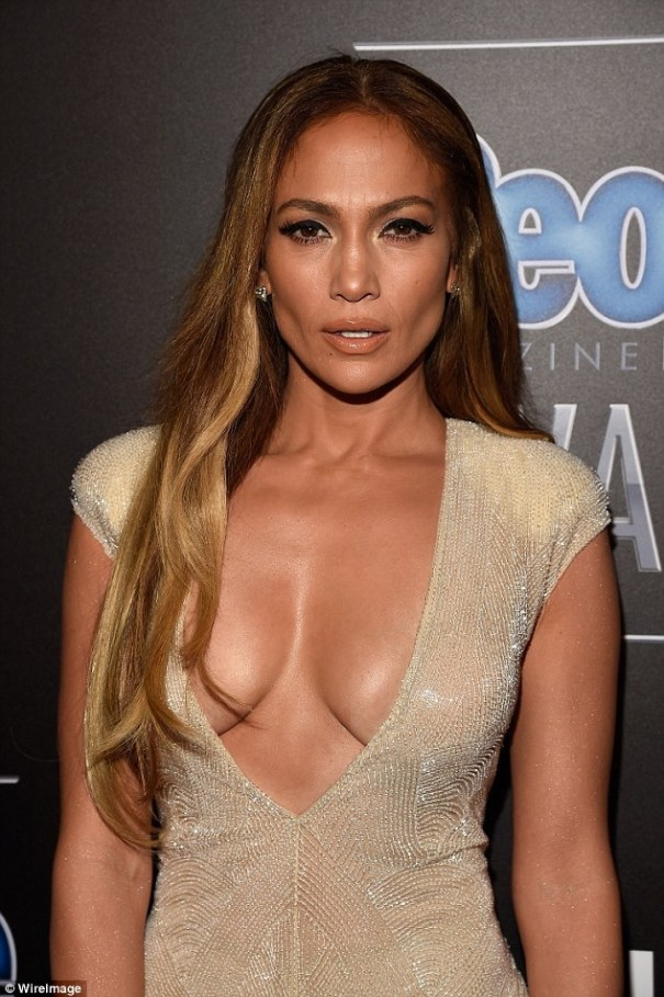 image149 Fotos   Doña JLo Fui Fuiu en People Magazine Awards