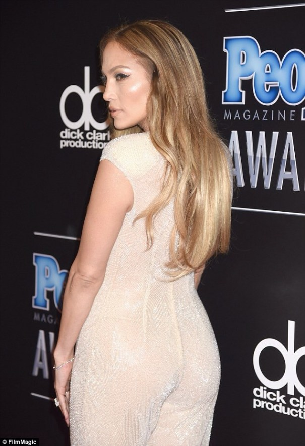 image150 Fotos   Doña JLo Fui Fuiu en People Magazine Awards