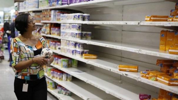 image166 Escasea la leche en polvo en Venezuela