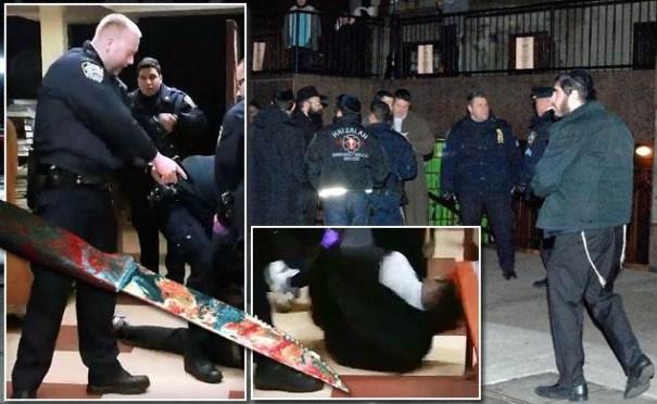 image38 Video   Apuñaló a un estudiante en una sinagoga