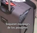 saqueo Video   El maldito saqueo de maletas en aeropuertos dominicanos