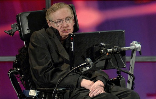stephen hawking 1 Stephen Hawking: La inteligencia artificial puede acabar con la raza humana