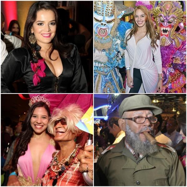 carnaval de la vega 2015