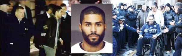img 4453 Cargos criminales contra dominicano baleó policías en El Bronx