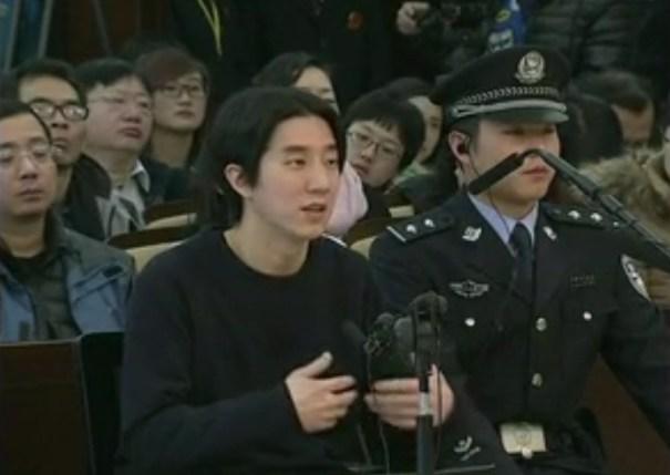 img 4518 Enviado a prisión hijo de Jackie Chan