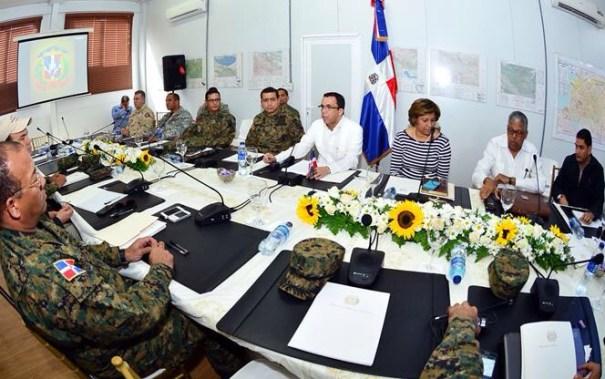 img 4559 Autoridades dominicanas planean estrategias para frontera