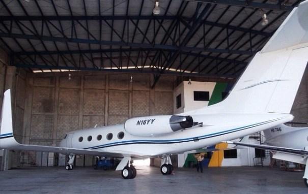 img 4561 Piloto dice avión incautado era de pana de Félix Bautista