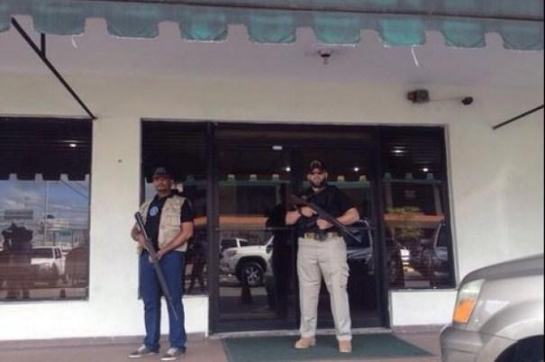 img 4589 Allana local de compañía de guachis por caso DICAN