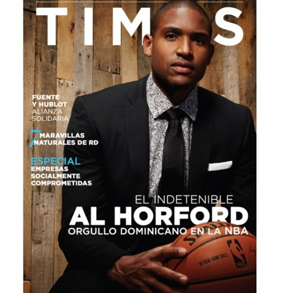 10986105 1564102470540542 824645650 n El indetenible Al Horford [Santo Domingo Times]
