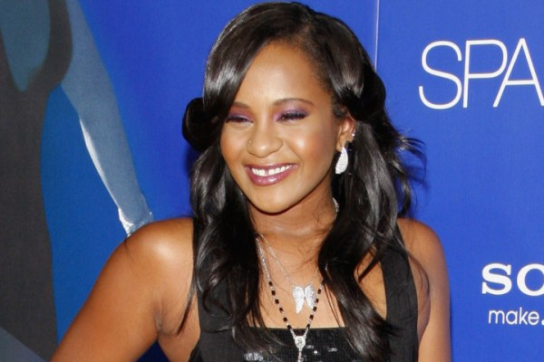 FILE PHOTOS OF BOBBI KRISTINA The only daughter of pop singer Whitney Houston and Bobby Brown, Bobbi Kristina Brown, was found unconscious in her bathtub  on January 31st 2015
