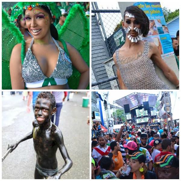 carnaval vegano, primer domingo