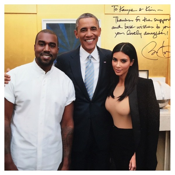 Via Kim Kardashian