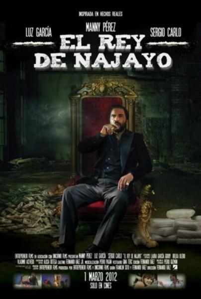 rdn Rey de Najayo llega a NY y PR ( película criolla )