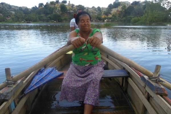 10001426532200jpg 700x466 Miles de familias dominicanas viven al lado de un río y ni siquiera tienen agua