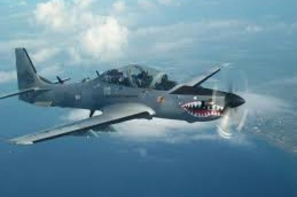 image151 Súper Tucanos y helicópteros sobrevuelan Dajabón