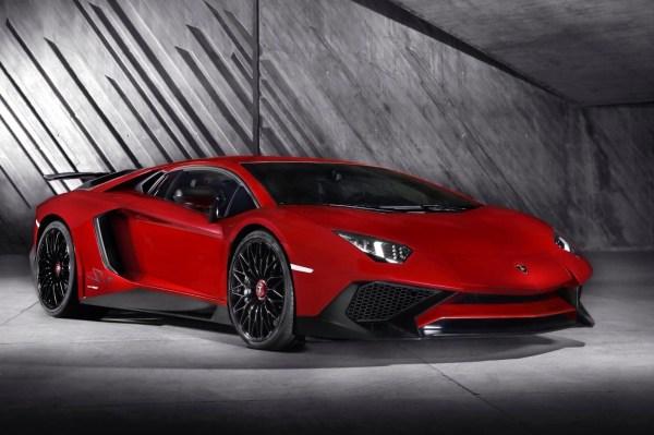 image16 Fotos   Lamborghini Aventador Super Veloce