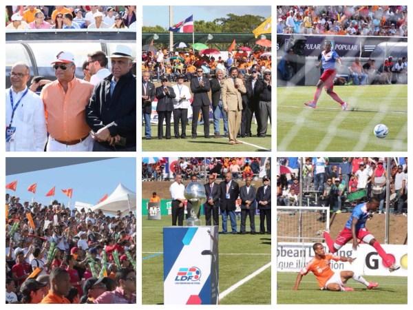 image185 Fotos   Inicio Liga Dominicana de Fútbol en Santiago