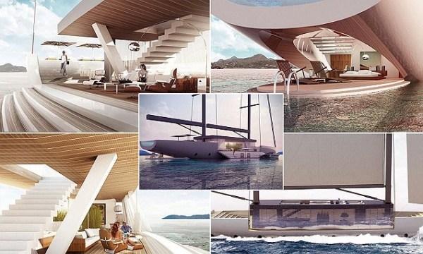 """image217 Fotos   A bordo del superyate """"palacio flotante"""""""