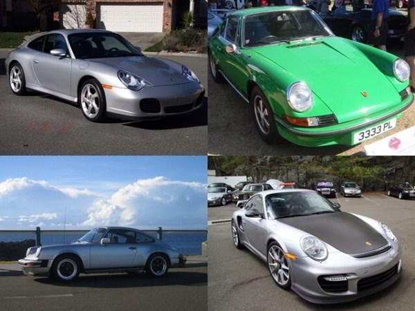 image289 Fotos   La evolución del Porsche 911