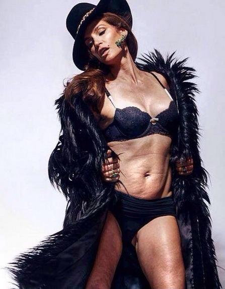 image30 Fotos filtradas de Cindy Crawford son falsas, dice el fotógrafo