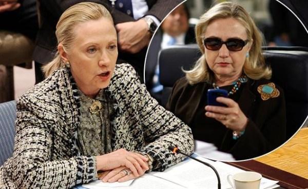 image33 Hillary Clinton habría utilizado correo personal para asuntos del Estado