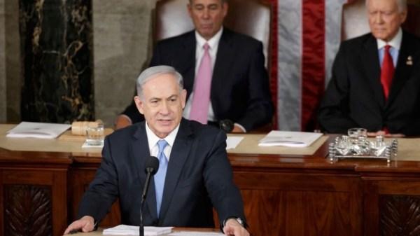 image47 Premier israelí Benjamin Netanyahu en el Congreso de EEUU