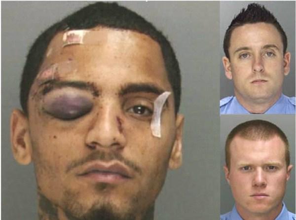 image95 Cancelan policías en Pensilvania por brutal paliza a dominicano