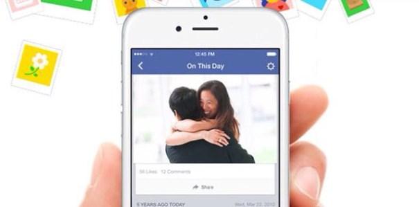 img 6665 Facebook lanza función para nostálgicos